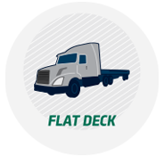 TRANSPORTATION SOLUTIONS Flat Deck