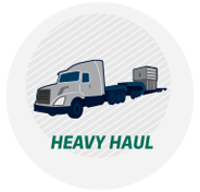 TRANSPORTATION SOLUTIONS Heavy Haul