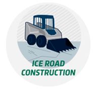 TRANSPORTATION SOLUTIONS Ice Road Construction
