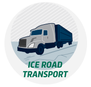 TRANSPORTATION SOLUTIONS Ice Road Transport